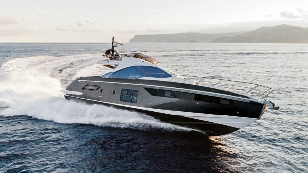 Tested: Azimut S7
