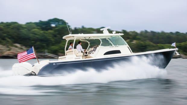 prm-Hinckley Sport Boat 40c