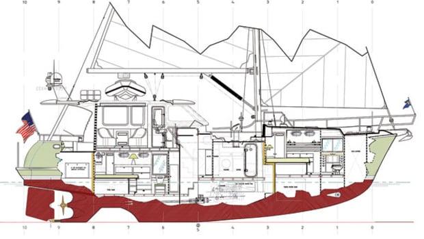 Starboard Inboard Profile