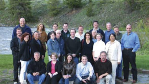PMY Staff in Montana circa 2004