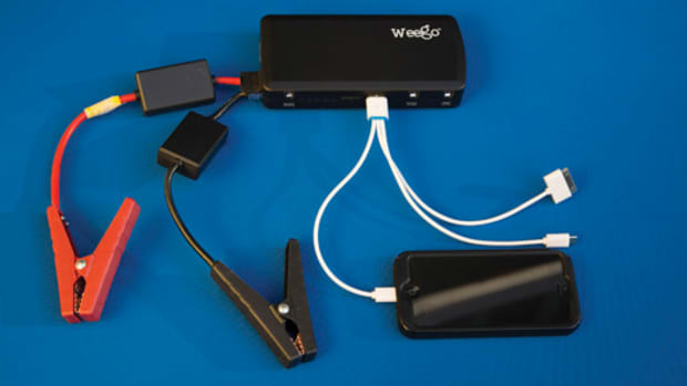 Weego portable charger