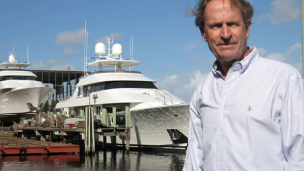 Tucker Fallon, Bradford Marine Yacht Sales