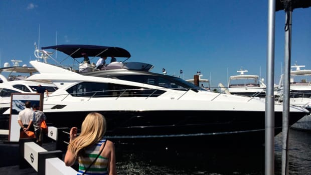 Sunseeker 65 Manhattan