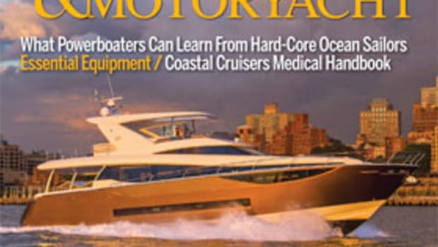 Power & Motoryacht Sept 2015 newsstand cover