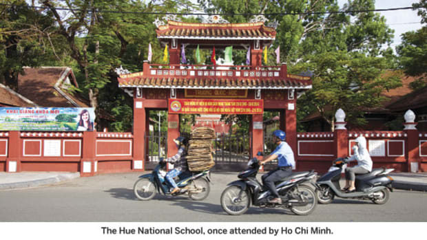The Hue National School