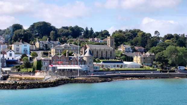 Britain's Royal Yacht Squadron