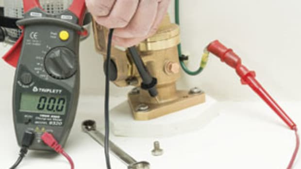 Stray Current Test