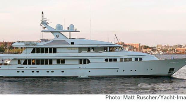 Iroquois photo by Matt Ruscher/Yacht-Images.com