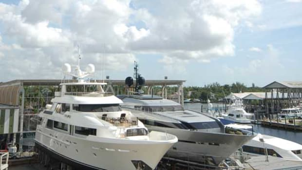 Bradford Marine in Ft. Lauderdale, Florida