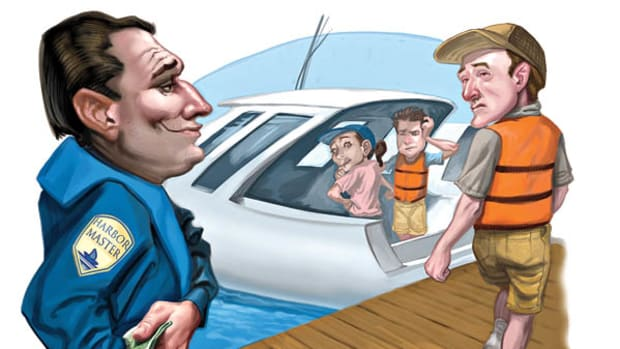 Illustration by Richard Clark