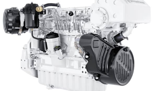 PowerTech diesel engine from John Deere