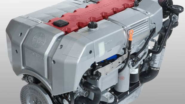 Steyr Motors SE series diesel engine