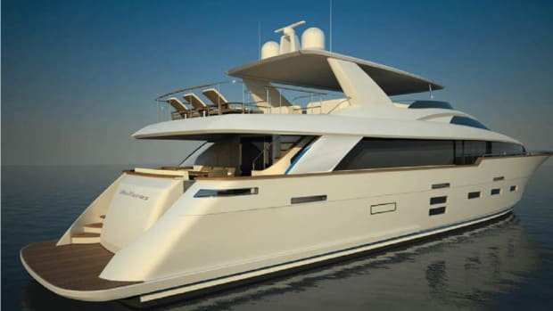 Hatteras 100 Raised Pilothouse - Aft