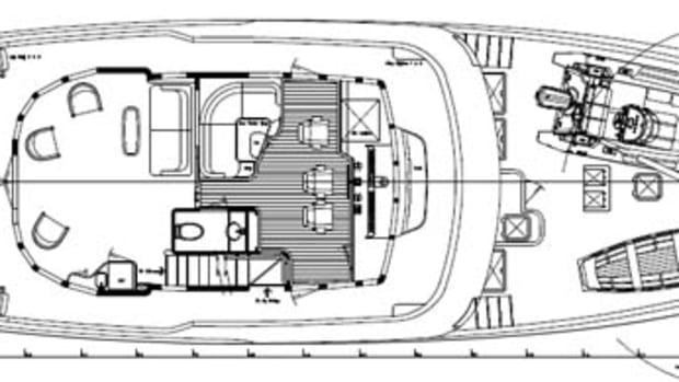 Expedition Eighty-Three - wheelhouse layout