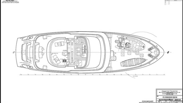 Expedition Eighty-Three - flybridge layout