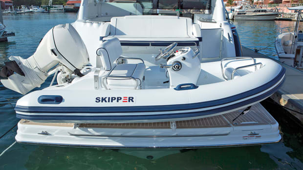 Skipper 11 Yacht Tender