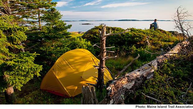 Photo by Maine Island Trail Association
