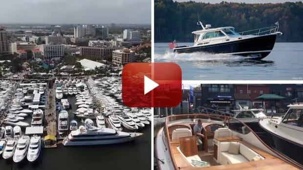 A Boat Show Season to Remember