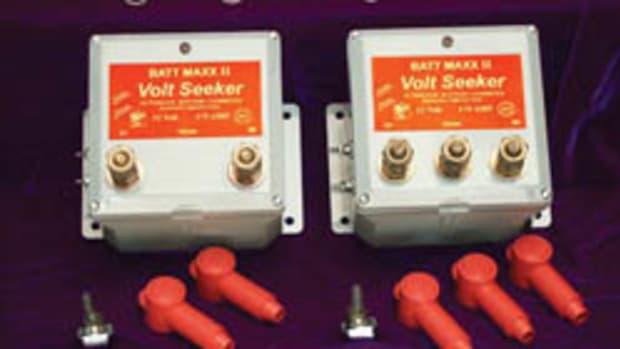 Volt-SeekerBattery Combiner from Wells Marine Technology