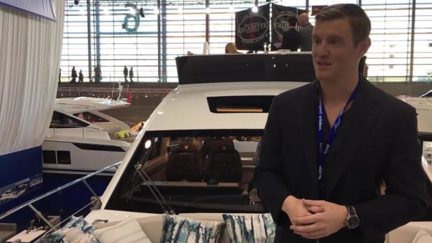 Fairline Squadron 53 World Premiere