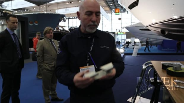 Princess Yachts at Boot Düsseldorf 2017