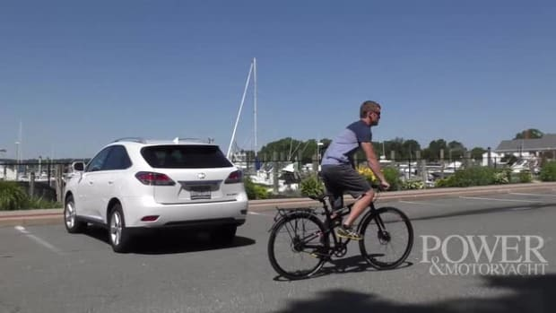 PMY Tested: Montague Allston Foldable Bike