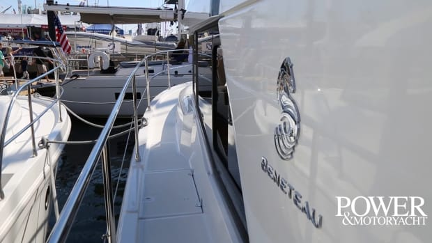 Beneteau's Swift Trawler 35
