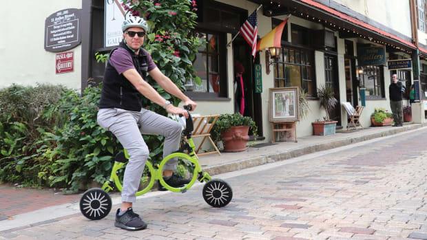 prm-Jupiter Folding Electric Bike