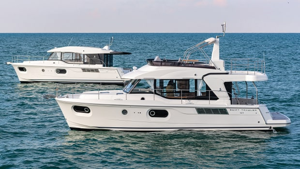 prm-Beneteau Swift Trawler 41