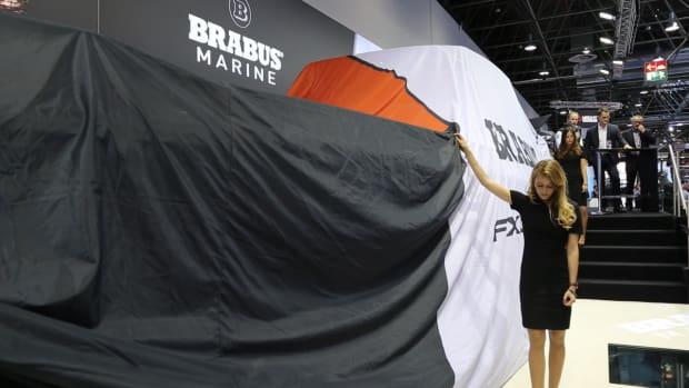 Brabus 500 Shadow Unveiling