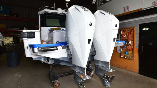 How Many Outboards Should Your Boat Have? - Power & Motoryacht