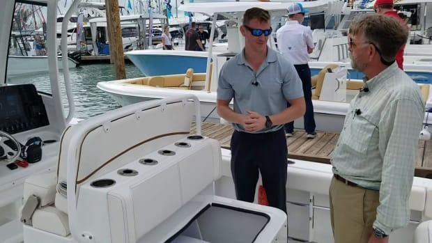 Seakeeper 1 at Miamii 2020