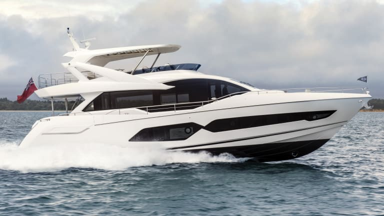 Tested: Sunseeker 76