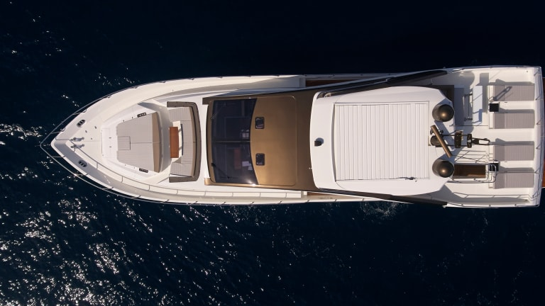 Inside Look: Astondoa 80 Flybridge