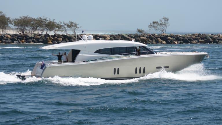 Tested: Maritimo S70