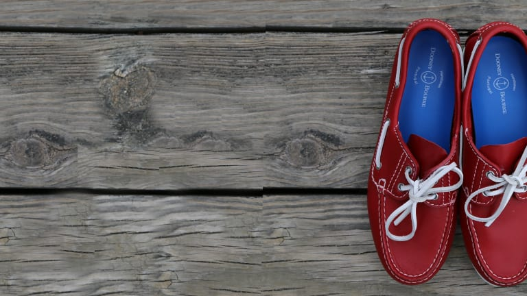 Tested: Dooney & Bourke Boat Shoes