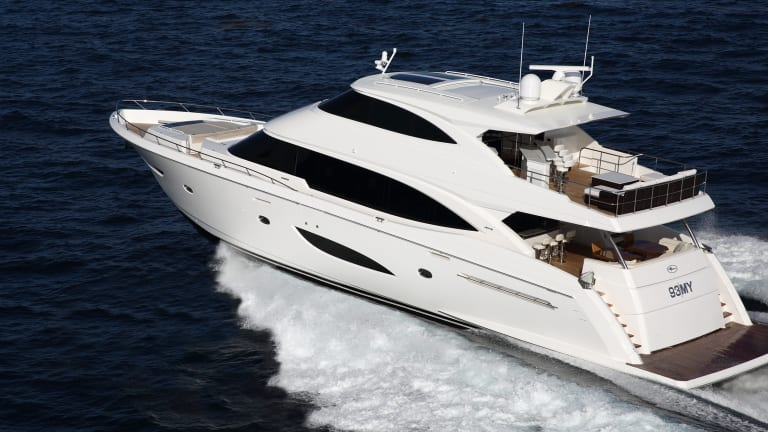 Tested: Viking 93 Motoryacht