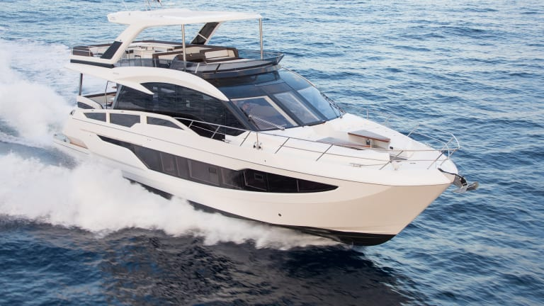 First Look: Galeon 640 Fly