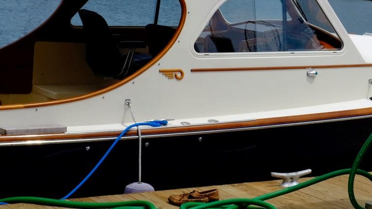 Hinckley Opens New Yacht Yard