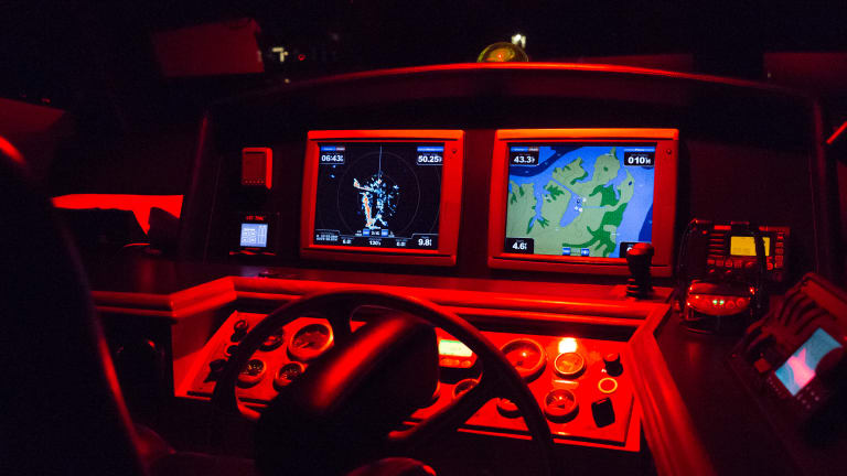 How to Safely Cruise at Night