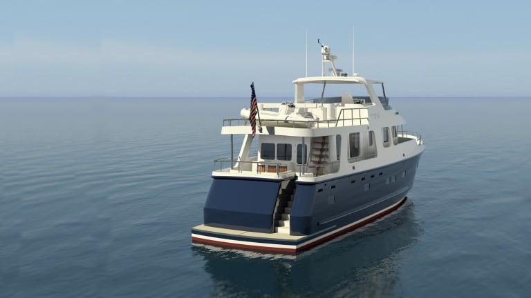 Alaskan 66 Mk II
