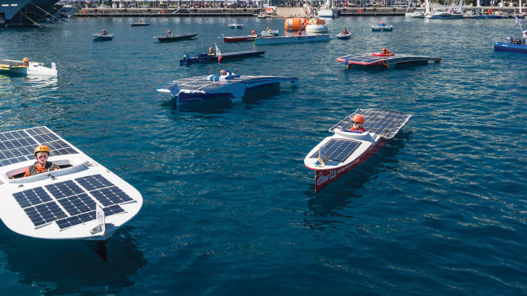 Solar & Electric Boat Challenge