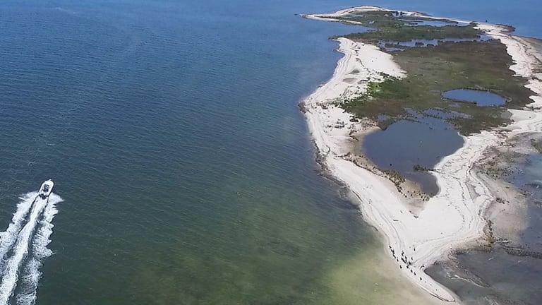 Fishing Louisiana's Chandeleur Islands
