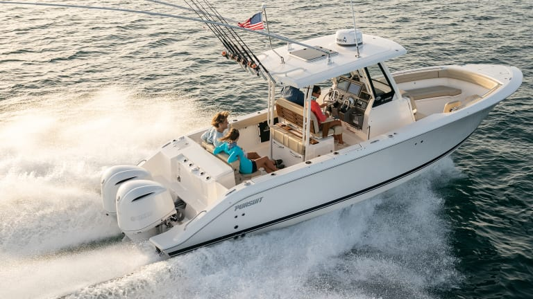 First Look: Pursuit S288