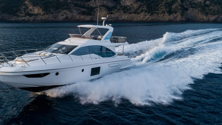 Tested: Azimut 55 Fly