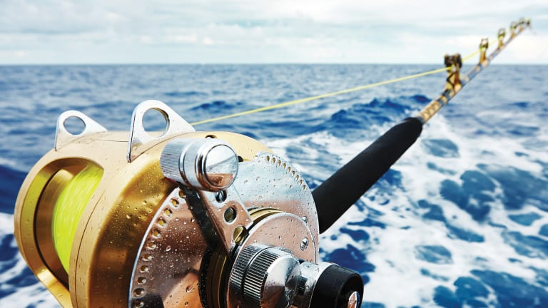 A Fishing Tournament That's Gone Global