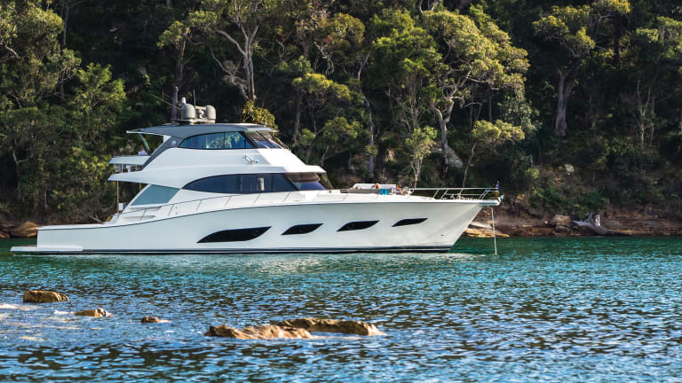 Tested: Riviera 72 Sports Motor Yacht