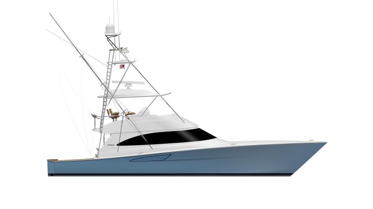 First Look: Viking 58 Convertible