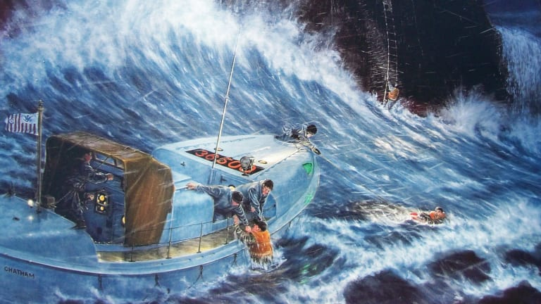 The Coast Guard Heroes of The Finest Hours