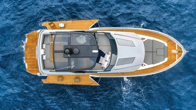 First Look: Okean 50